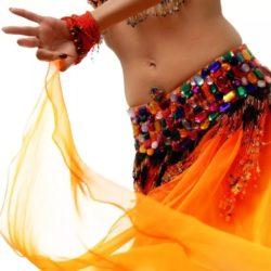 """Изучаем движение """"Ключ"""" в танце живота"""
