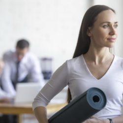 Корпоративная йога