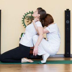Японский оздоровительный массаж Юмейхо