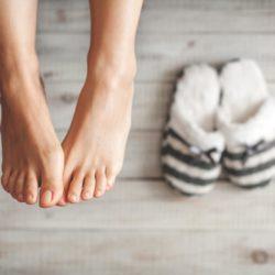 Вальгусная деформация большого пальца: комплекс йогатерапии