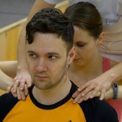 """Мастер-класс по массажу """"Спина и шея"""""""