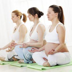 Йога для будущих мам – идет набор в группу