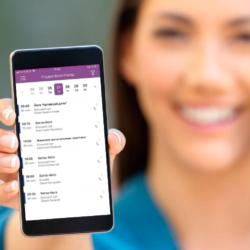 Мобильное приложение студии йоги и здоровья PREMA