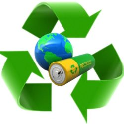 Собираем батарейки и пластиковые крышечки